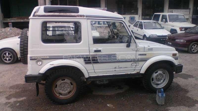 Suzuki Potohar Basegrade 2004 Image-4
