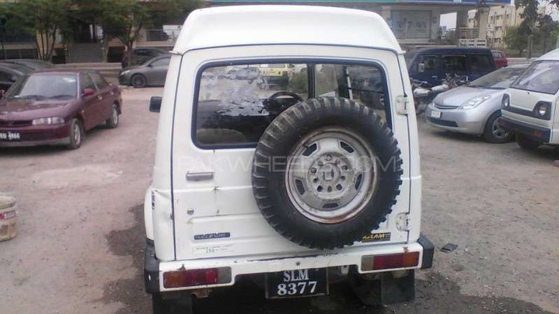 Suzuki Potohar Basegrade 2004 Image-6