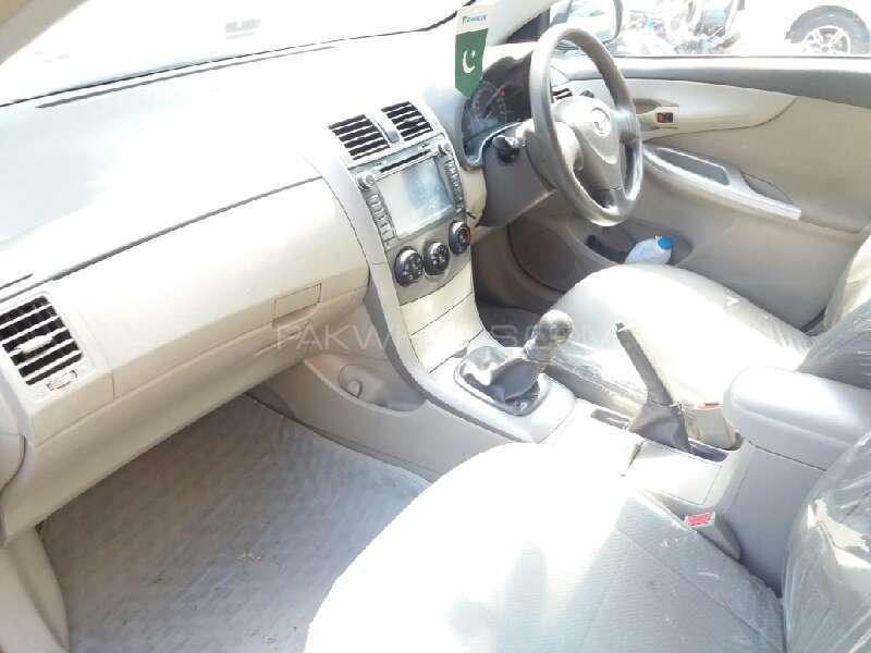 Toyota Corolla XLi VVTi 2010 Image-8