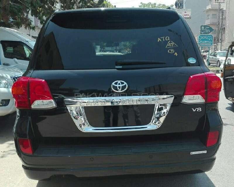 Toyota Land Cruiser AX G Selection 2012 Image-12