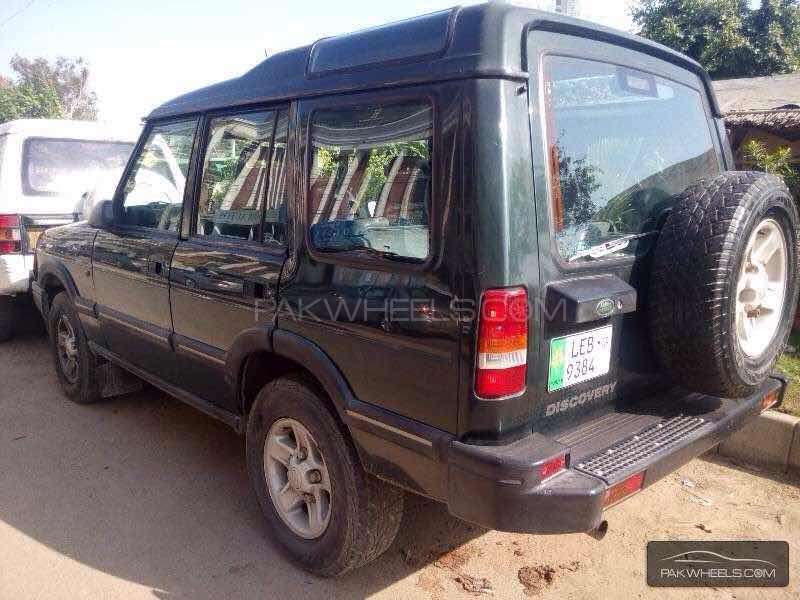 Land Rover Discovery 1998 Image-5