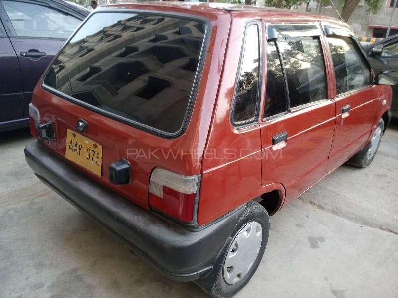 Suzuki Mehran VX 1997 Image-4