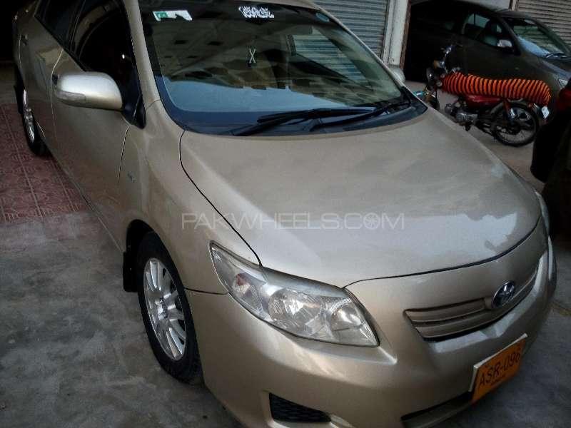 Toyota Corolla GLi 1.3 VVTi 2009 Image-2