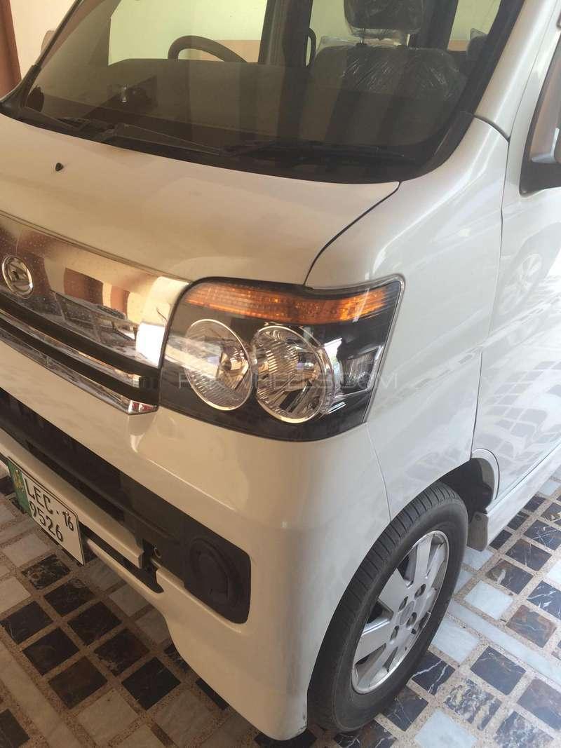 Daihatsu Atrai Wagon CUSTOM TURBO R 2011 Image-1