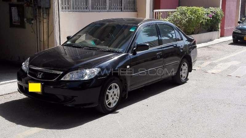 Honda Civic EXi 2005 Image-8