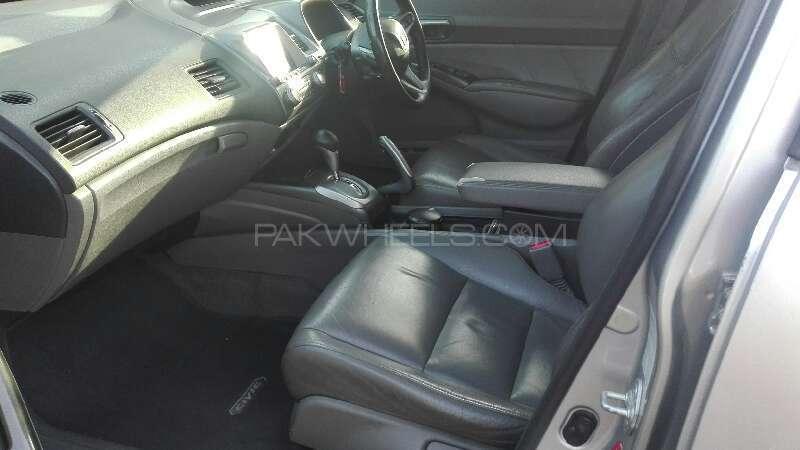 Honda Civic Hybrid 2007 Image-4