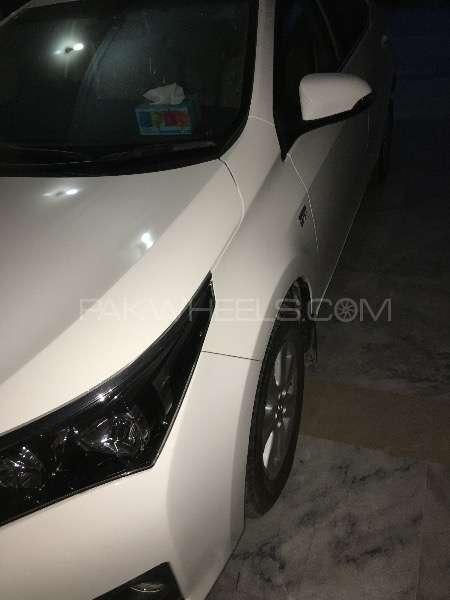 Toyota Corolla Altis Grande CVT-i 1.8 2016 Image-6