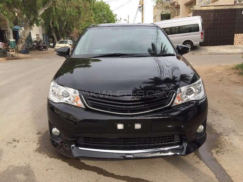 Toyota Corolla Axio Hybrid 15 2013 For Sale In Karachi