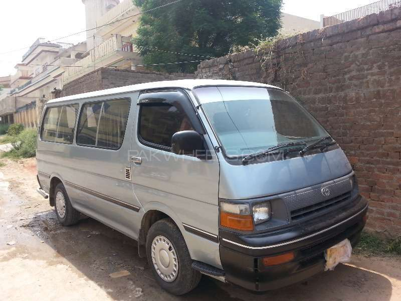Toyota Hiace Standard 2.7 1993 Image-1