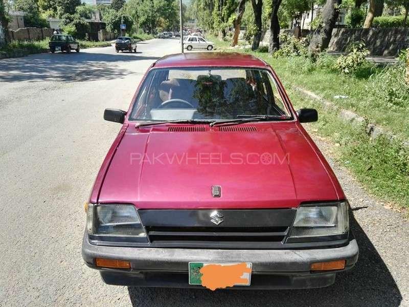 Suzuki Khyber GA 1989 Image-7