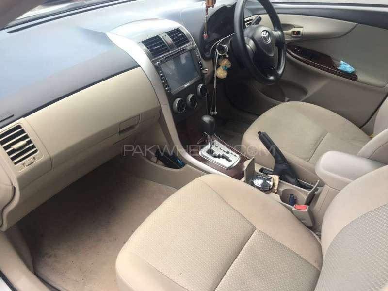 Toyota Corolla GLi Automatic 1.6 VVTi 2014 Image-6