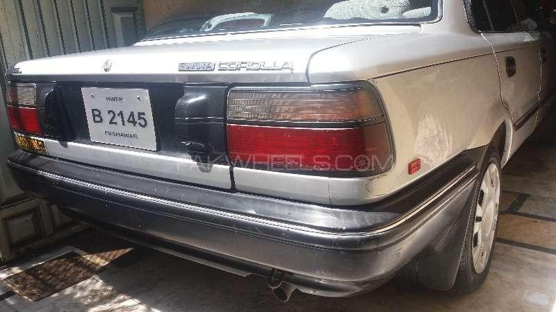 Toyota Corolla XL 1989 Image-12