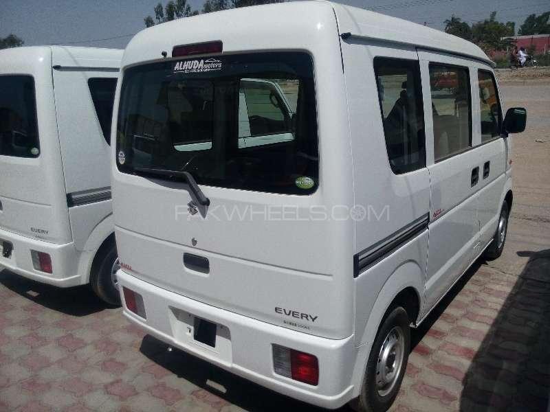 Suzuki Every PA 2011 Image-5