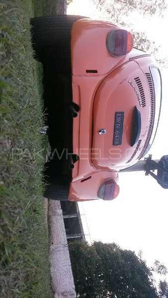Volkswagen Beetle 1600 1974 Image-6