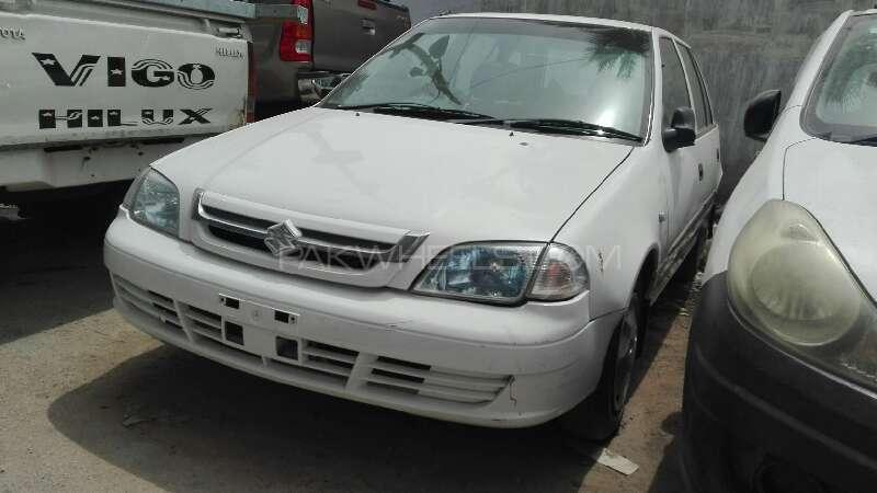 Suzuki Cultus 2012 Image-1