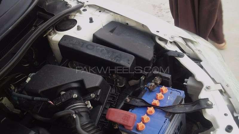 Toyota Corolla Axio X 1.5 2007 Image-13