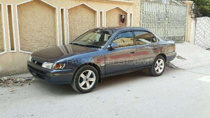 Toyota Corolla GLi Special Edition 1.6 1998 Image-2