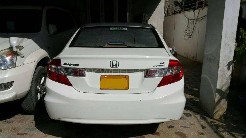 Honda Civic VTi 1.8 i-VTEC 2012 Image-12