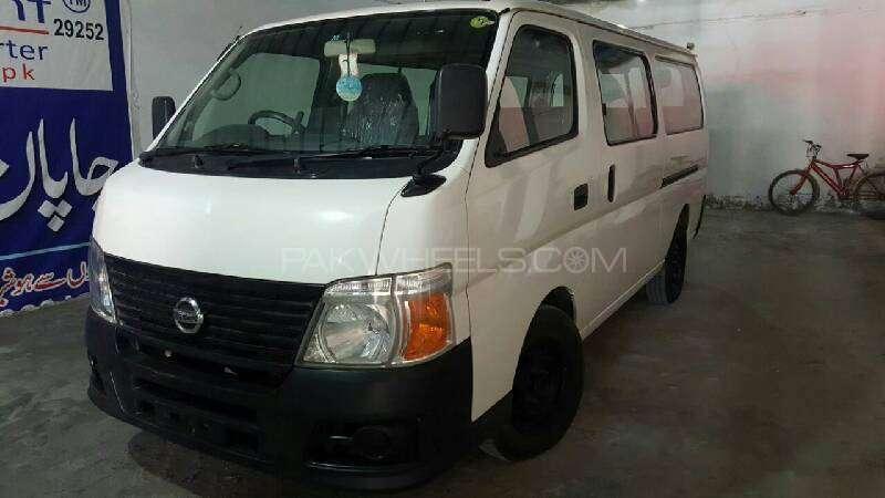 Nissan Caravan 2006 Image-2