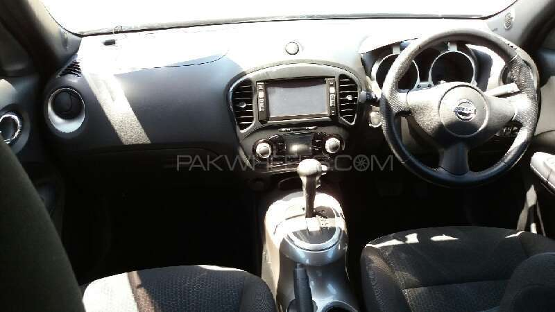 Nissan Juke 2010 Image-7