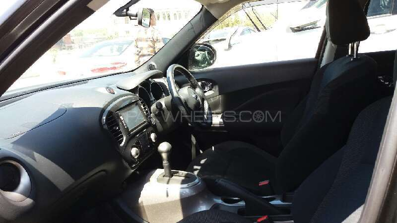 Nissan Juke 2010 Image-10