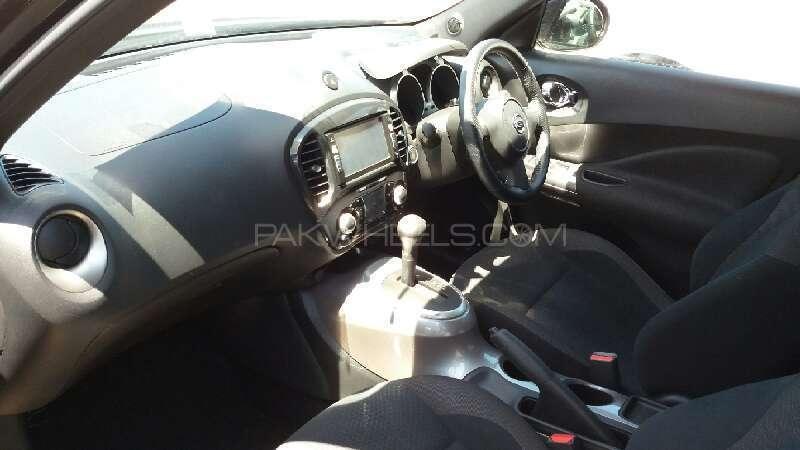 Nissan Juke 2010 Image-11