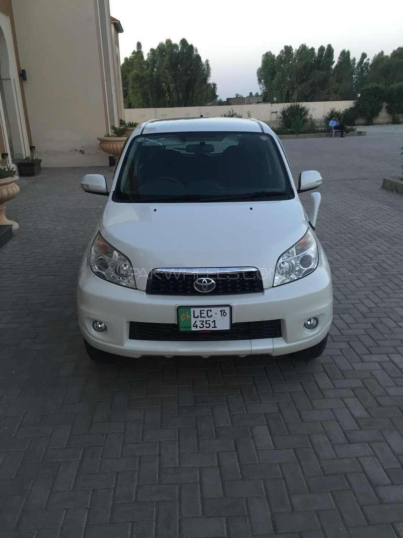 Toyota Rush X 2007 Image-1