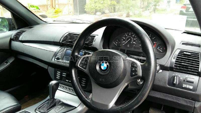 BMW 5 Series 545i 2004 Image-6