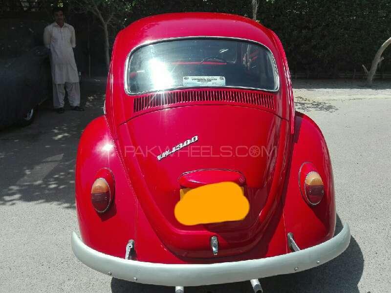 Volkswagen Beetle 1600 1967 Image-12