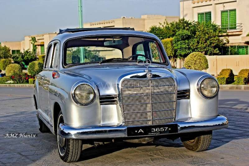 Mercedes benz other 1960 for sale in rawalpindi pakwheels for Mercedes benz 1900 model