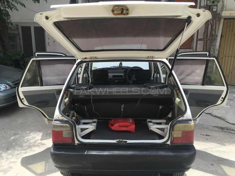Suzuki Mehran VXR 2005 Image-4
