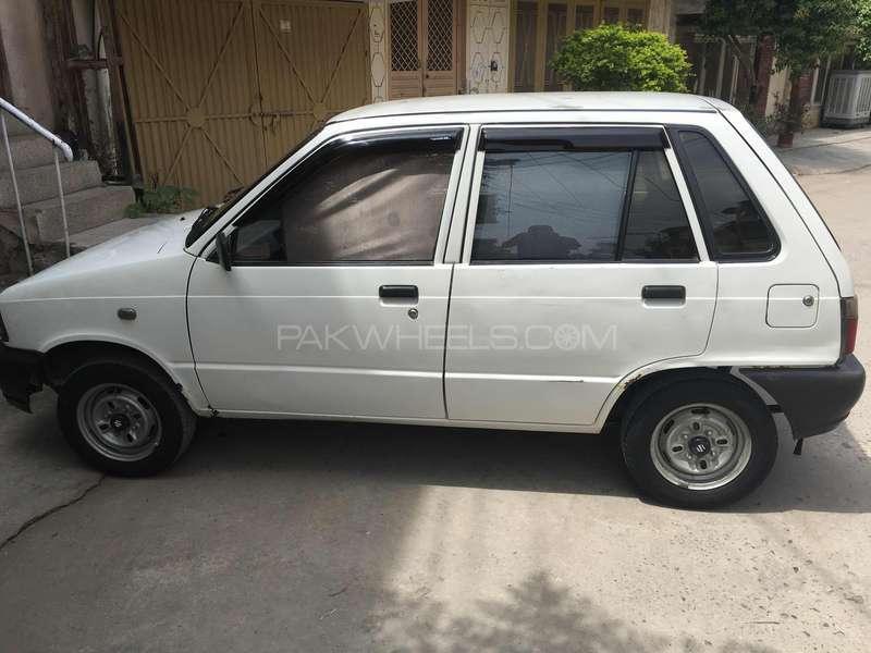 Suzuki Mehran VXR 2005 Image-6