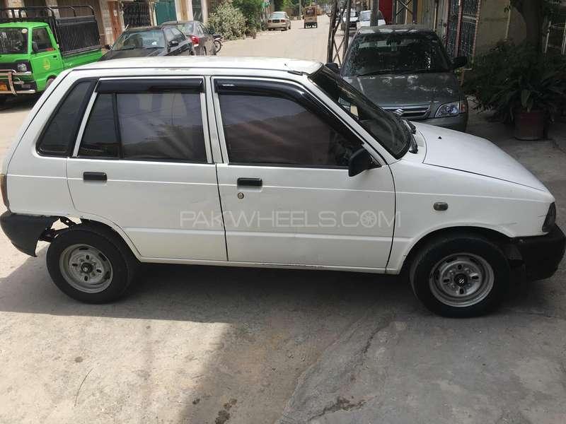 Suzuki Mehran VXR 2005 Image-7