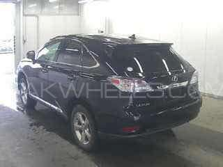 Lexus RX Series 450H 2011 Image-3