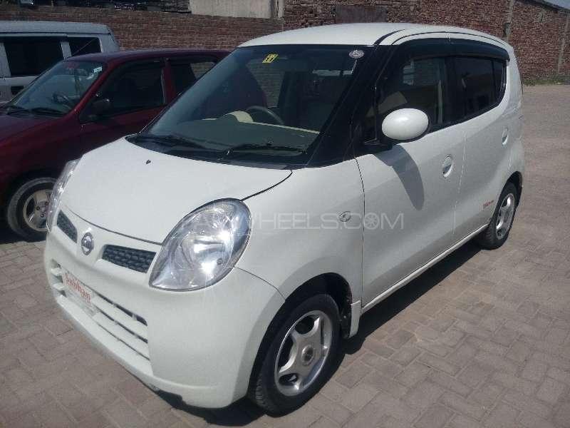 Nissan Moco G 2008 Image-3