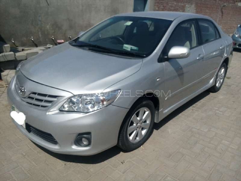 Toyota Corolla Altis 1.6 2011 Image-3