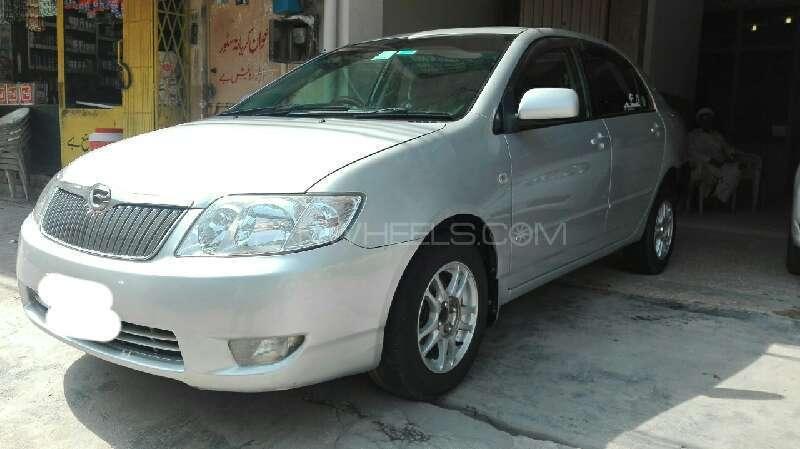 Toyota Corolla X 1.5 2004 Image-2