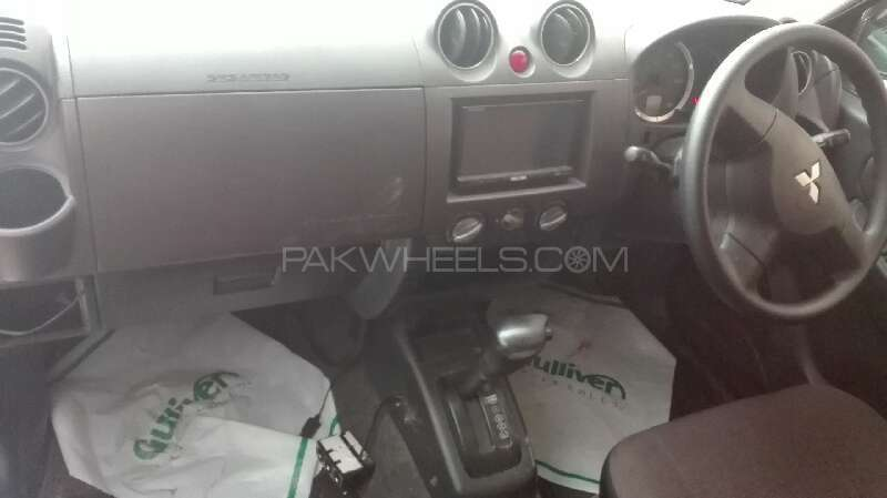 Mitsubishi Pajero Mini 2011 Image-4