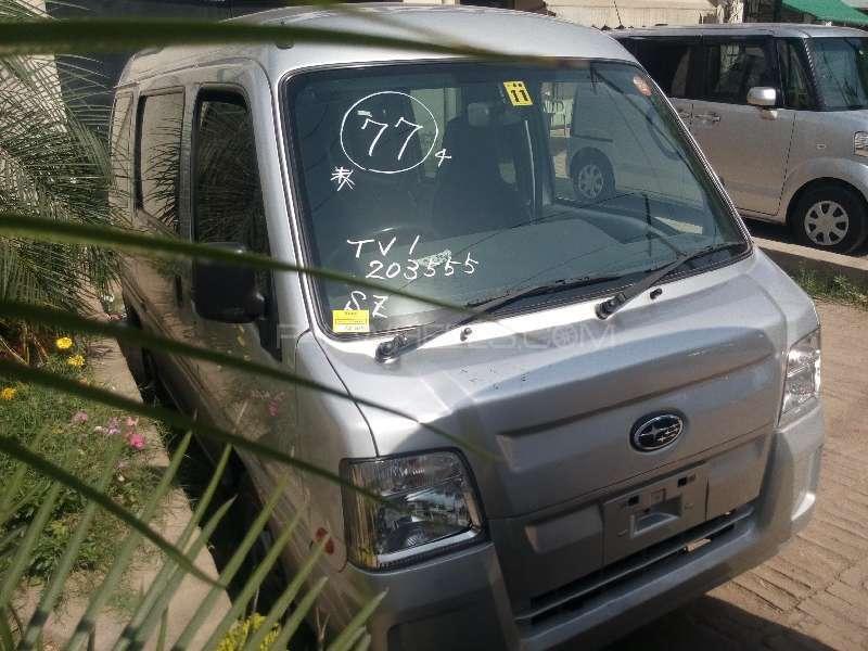 Subaru Sambar Dias 2011 Image-2
