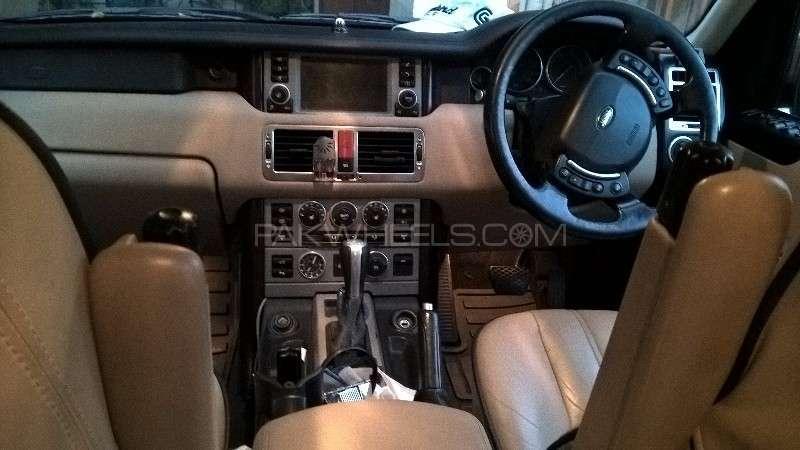 Range Rover Hse 4.6 2005 Image-6