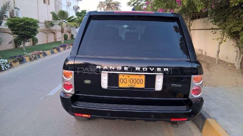 Range Rover Hse 4.6 2005 Image-2