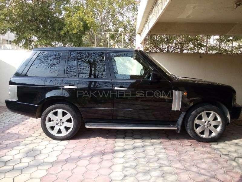 Range Rover Hse 4.6 2005 Image-3