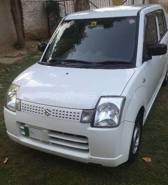 Suzuki Alto G 2007 Image-1