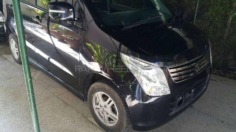 Suzuki Wagon R FX Limited 2012 Image-3