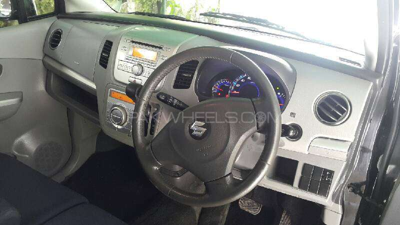 Suzuki Wagon R FX Limited 2012 Image-5