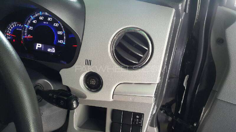 Suzuki Wagon R FX Limited 2012 Image-6