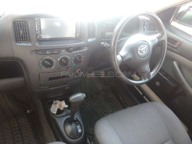 Toyota Succeed TX 2007 Image-2