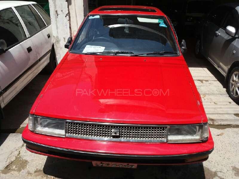 Toyota Corolla 1986 Image-2