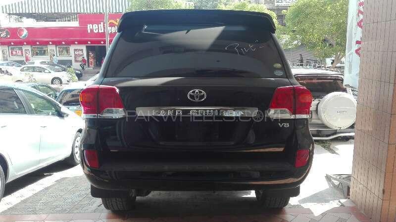 Toyota Land Cruiser AX 2012 Image-13