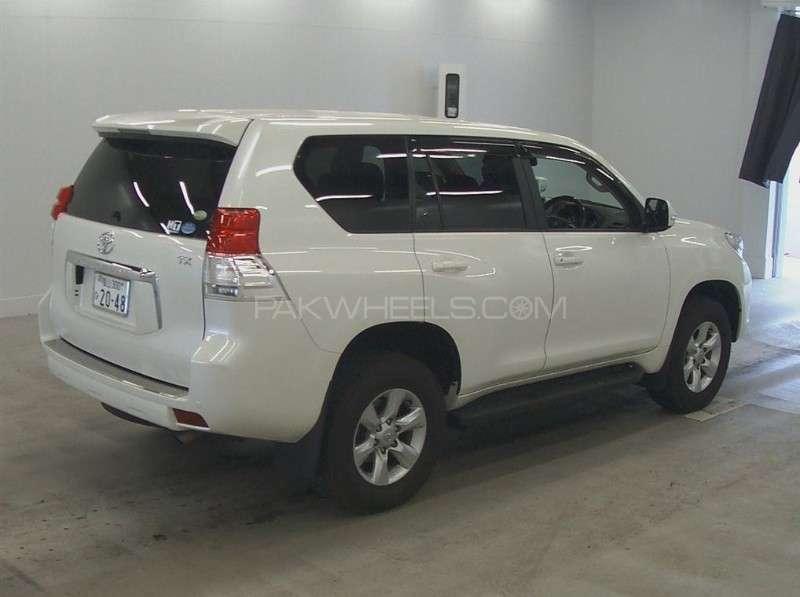 Toyota Prado TX Limited 2.7 2011 Image-5